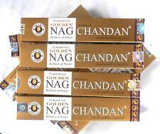 RÄUCHERSTÄBCHEN incense Nag Chandan Sandalwood Sandelholz 12x15g (100g=7,72 EUR)