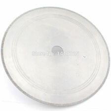 "12"" inch Lapidary Diamond Saw Blade Notched Rim Thickness 1.5mm Rock Slab"