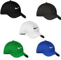NIKE Dri-Fit Swoosh Front Hat Mens Adjustable Cap 548533 - Various Colors