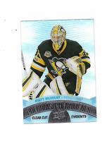 2017-18 UD Tim Hortons Clear Cut Phenoms #CCP12 Matt Murray Pittsburgh Penguins