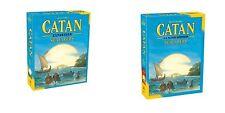 Catan Studio: Catan Seafarers board game + 5-6 Player Extension Bundle (New)