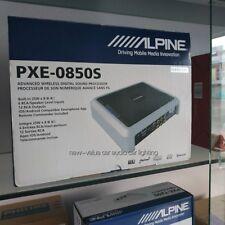 ALPINE PXE-0850S Advanced Wireless Digital Sound Processor