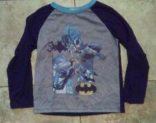 Boy'S Small Long Sleeved Batman Shirt.