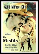 The Misfits Marilyn Monroe 6x8 Magnetic Movie Poster FRIDGE MAGNET