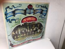 Jack Daniels Original Silver Coronet Band, SEALED NEW LP SB-1 1973 Whiskey Brass