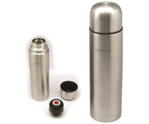 Stainless Steel Vacuum Thermos Bullet Flask HOT&COLD