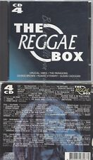 CD--DIVERSE -- -- --4CD SET -- REGGAE BOX