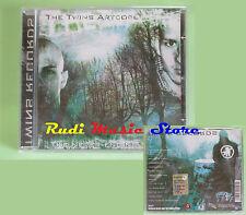 CD THE TWINS ARTCORE The never ending story SIGILLATO EDINET (Xs3) no lp mc dvd