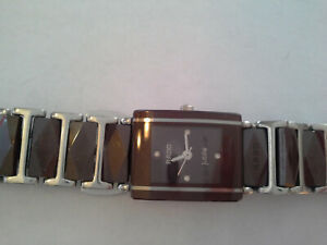 Rado JubileSwiss 160.0282.3 Tungsten Steel Band Diamond Dial Watch