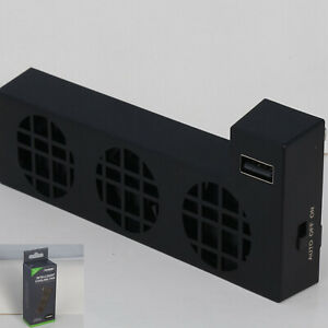 Intelligent Game Machine Cooling Fan for Xbox One X Game Console Accessories BAU