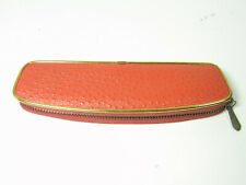 Nice vintage 1950´s pouch / case for up to 2 fountain pen / pencil etc