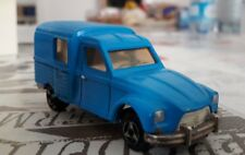 majorette type norev 3 inches citroen acadiane bleue