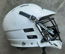 Cascade Clh2 White 2* Www Xs - Mll Lacrosse Helmet with Chin Strap