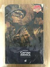 Hot Toys MMS 180 Captain America (Rescue Uniform Version) Chris Evans Steve NEW