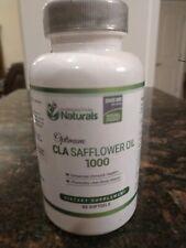 Floraceutical Naturals CLA SAFFLOWER 1000 Dietary Supplement 60 Softgels 2000 mg