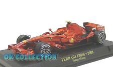 1:43 F1 - FERRARI F2008 (2008) - Felipe Massa (30)