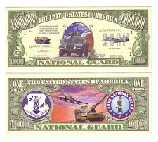 DOLLARS US NATIONAL GUARD