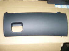AUDI A6 98-05 ALLROAD 2000-05 RS6 03-05 GLOVE COMPARTMENT LID OUTER PART IN ONYX