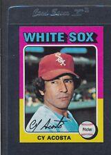 1975 Topps #634 Cy Acosta White Sox NM *2222