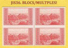 US STAMP 757 BL4 VL 2c 1935 *MINT NH. 451