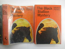The Black Stallion Mystery, Walter Farley, DJ, 1957/1960s