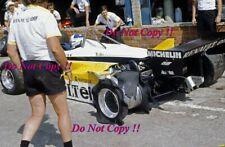 Alain Prost Renault RE30B Winner South African Grand Prix 1982 Photograph