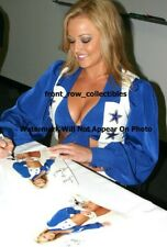 Sexy 4 x 6 Unsigned NFL Cheerleader Photo Dallas Cowboys Cheerleaders FRC61