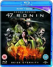47 Ronin [Blu-ray] [2014] Keanu Reeves New Sealed