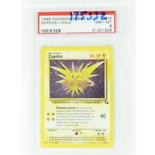 Lightning PSA Pokémon Individual Cards in English