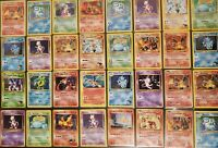 ⭐ VINTAGE HOLO RARE RANDOM POKEMON CARD ! ⭐ Pokémon Original Sets Lot WOTC