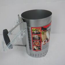 Bruzzzler Chimney Charcoal Starter *USED*