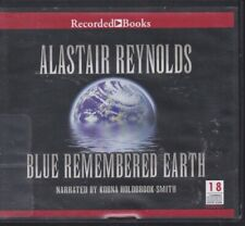 BLUE REMEMBERED EARTH by ALASTAIR REYNOLDS ~UNABRIDGED CD AUDIOBOOK