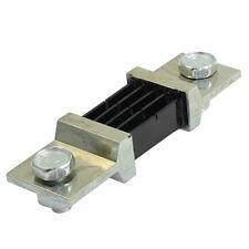 500A 75mV DC AC Current Shunt Resistor For Digital Amp meter Analog Meter