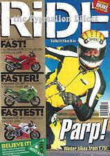 Ducati 916 FZR1000 Genesis Yamaha YZF-R1 Honda VF1000R GSX-R1100G GPZ1000RX R1