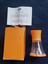 Kuhn Rikon Mini Glass Ceramic Grinder - Spice Orange new in box 3 available