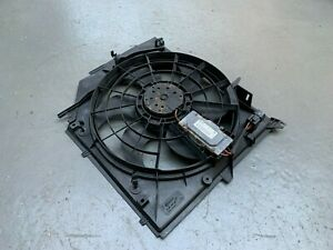 BMW E46 3 series Electric Aircon AC Cooling Fan - Petrol Manual Cars