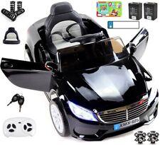 Neu Limousine A, Eva Räder, Kinderauto Kinderfahrzeug Kinder Elektroauto Schwarz