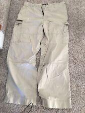 Abercrombie & Fitch Vintage Fatigue Cargo Pant Size LARGE 34waist 29inseam