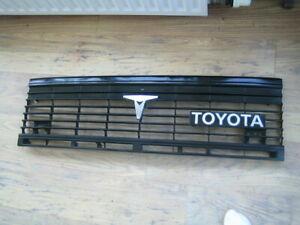 VGC, Toyota, ???, Grille/Grill/Body/Trim/Hilux/Hiace/Truck/Corolla/Land/Cruiser