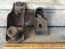 Vintage Unmarked Block Plane For Parts Or Restoration 7 Inch