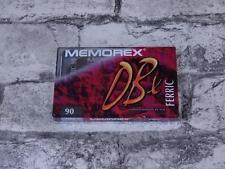 MEMOREX DBX FERRIC 90 Type I / SEALED Blank Audio Cassette Tape