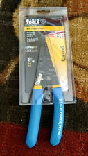 Klein Tools 11055 Klein Kurve Solid Stranded Copper Wire Stripper Amp Cutter New