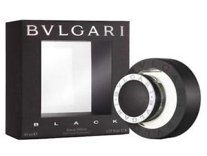 BVLGARI BLACK *UNISEX* 1.33oz-40ml Eau De Toilette Spray *DISCONTINUED* (HD15