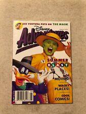 DISNEY ADVENTURES #8 NM 9.4 1ST BONE COMICS IN COLOR 1994