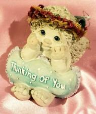"""Vintage Dreamsicles Love Notes """"Thinking of You"""" Signed #10676"""