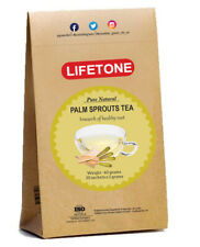 Palm Sprout tea,Herbal root tea,20 Teabags,Source of protein,Kick start the body