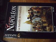 µ? La Revue Napoleon 200 ans apres n°30 Bataille de Friedland / Dantzig Kolberg