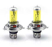 H4 9003-HB2 60/55W Xenon HID Yellow Bulb Headlight High Low Beam Lamp Y508