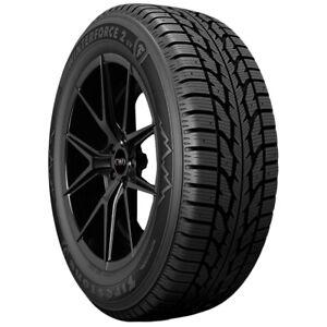P255/65R18 Firestone Winterforce 2 UV 109S SL/4 Ply BSW Tire