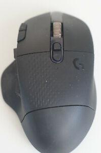 Logitech G604 Lightspeed Gaming Maus Mausrad locker